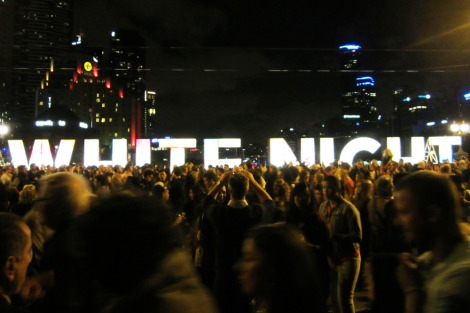 White Night - c Jupiter Firelyte